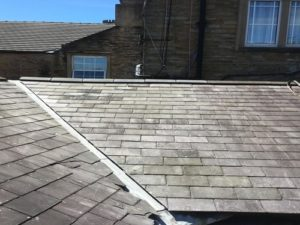 Image of slate roof repairs