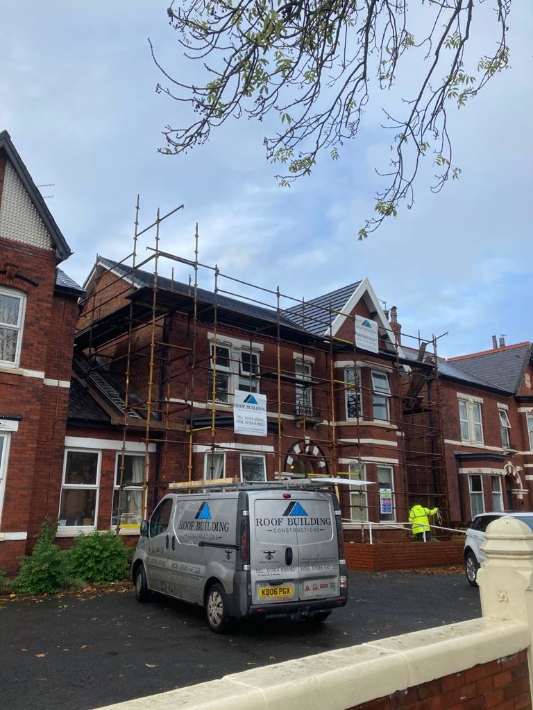 Roofing materials Southport