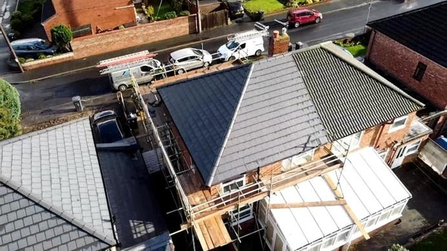 Roof coating Southport