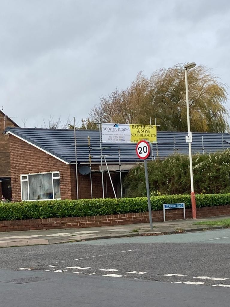 Roofing supplies Southport
