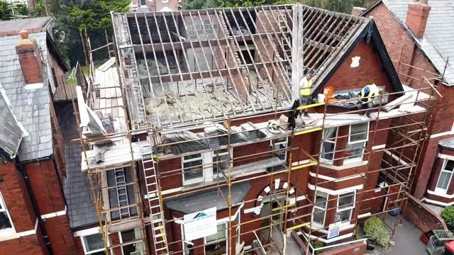 Roof repair service Southport